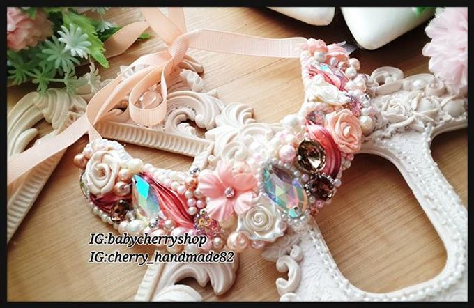 Statement Necklace by Cherry's  Handmade - 002
