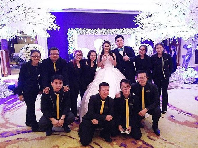 Wedding of Jonathan & Cindy by Vow Pictures - 001