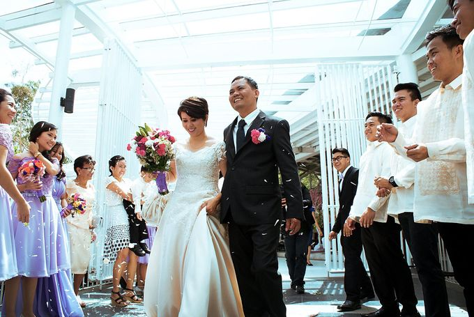 Wedding of Luis and Zeny by Pix N Frames - 001