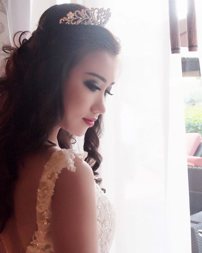 Wedding of Winarto & Marisa by Amanda Makeup Artist - 001