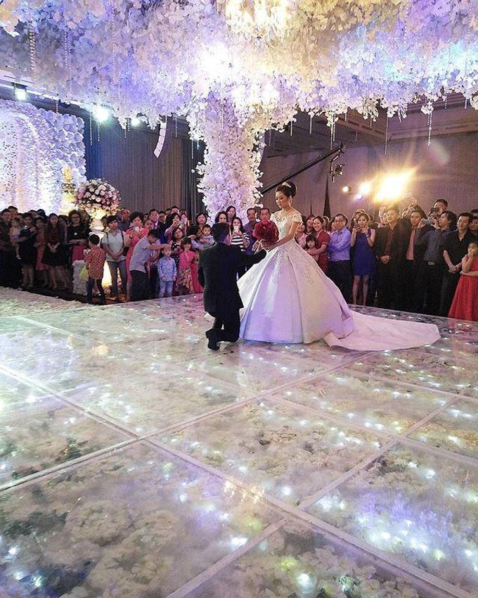 Wedding of Yanto & Anne by STILETTO PAGAR AYU - 006