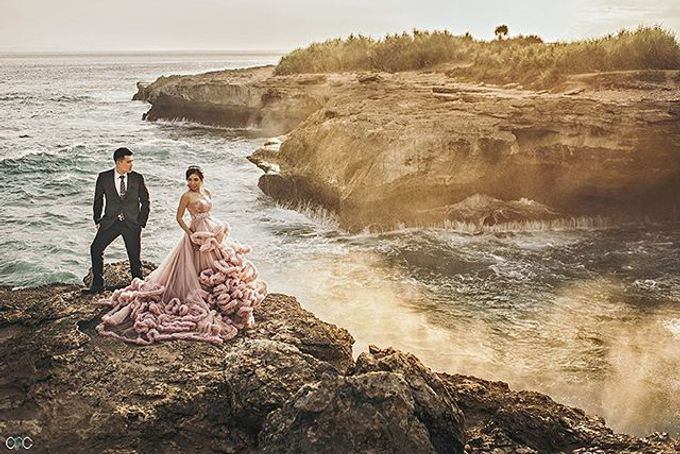Best Of Prewedding by Hendra & Andre  by Cheese N Click Photography - 011
