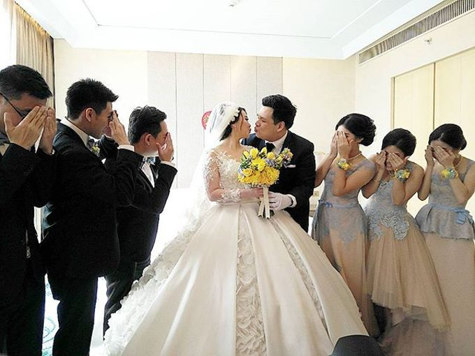 Wedding of Jonathan & Cindy by Vow Pictures - 015