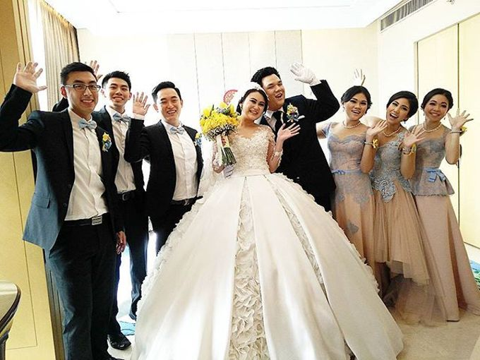 Wedding of Jonathan & Cindy by Vow Pictures - 016