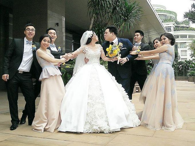 Wedding of Jonathan & Cindy by Vow Pictures - 010