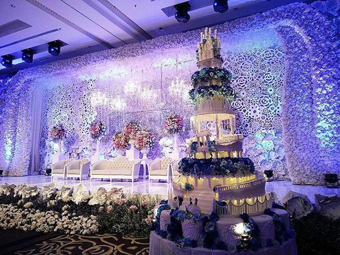Wedding of Yanto & Anne by STILETTO PAGAR AYU - 008