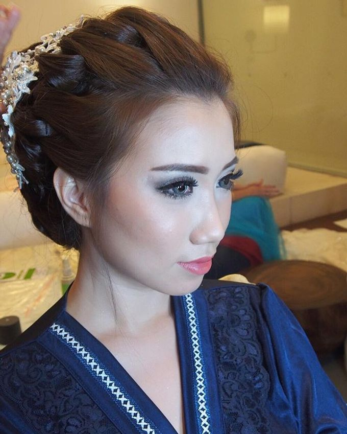 Wedding of Winarto & Marisa by Amanda Makeup Artist - 004