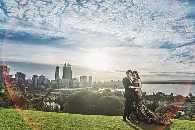 Best Of Prewedding by Hendra & Andre  by Cheese N Click Photography - 005
