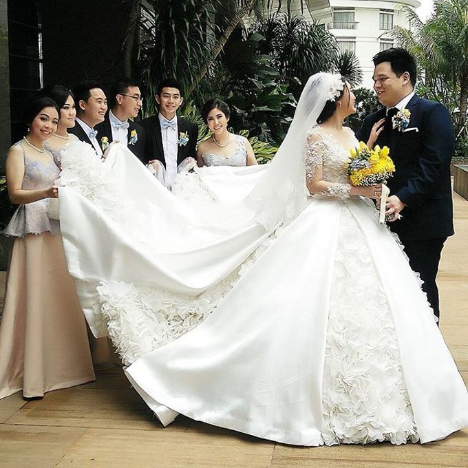 Wedding of Jonathan & Cindy by Vow Pictures - 011