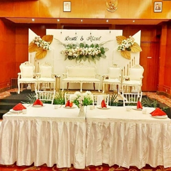 Wedding Desti & Rizal by Kyukyu organzier - 003