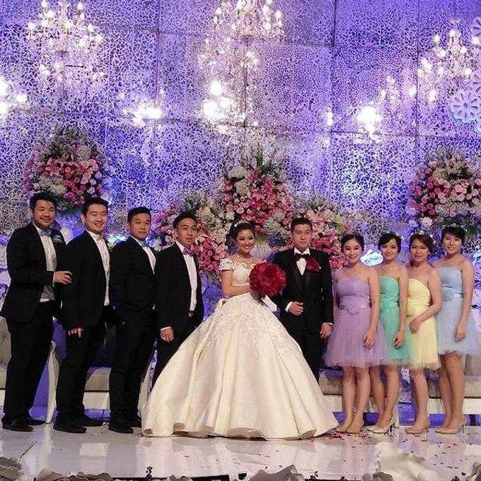 Wedding of Yanto & Anne by STILETTO PAGAR AYU - 005