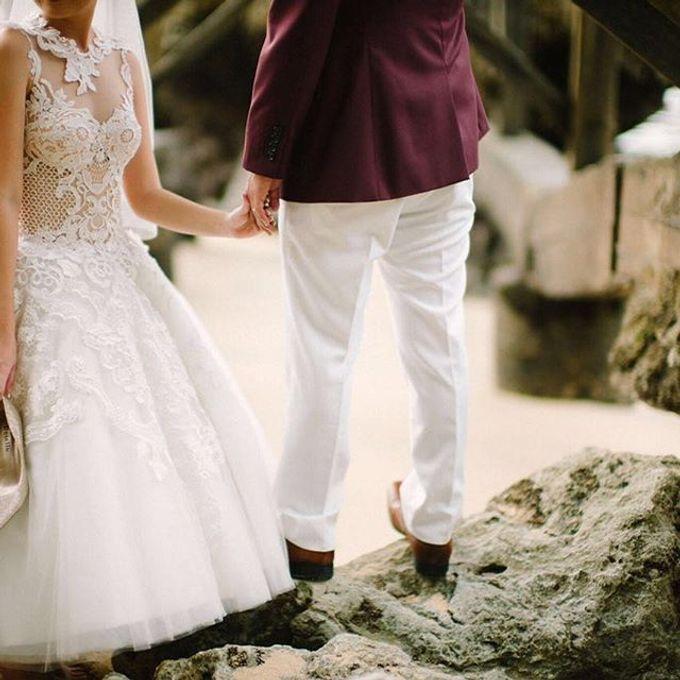 Daniel and Nydia Wedding by Tinara Brides - 005