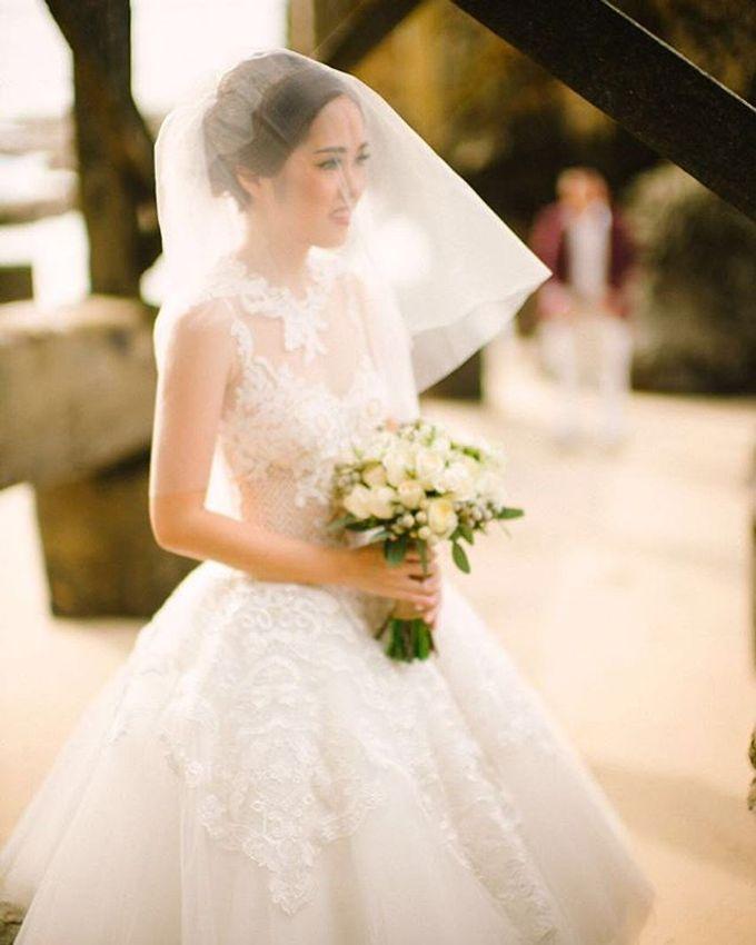 Daniel and Nydia Wedding by Tinara Brides - 004