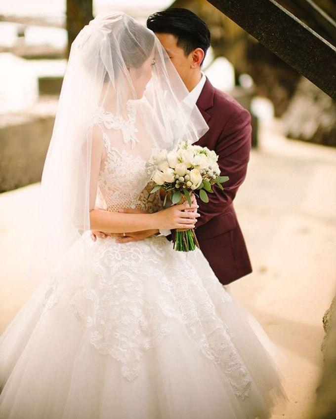 Daniel and Nydia Wedding by Tinara Brides - 006