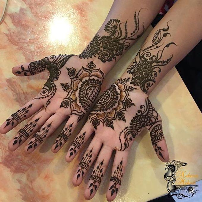 Henna for Events - Group  by Nakreze Mehndi - 002