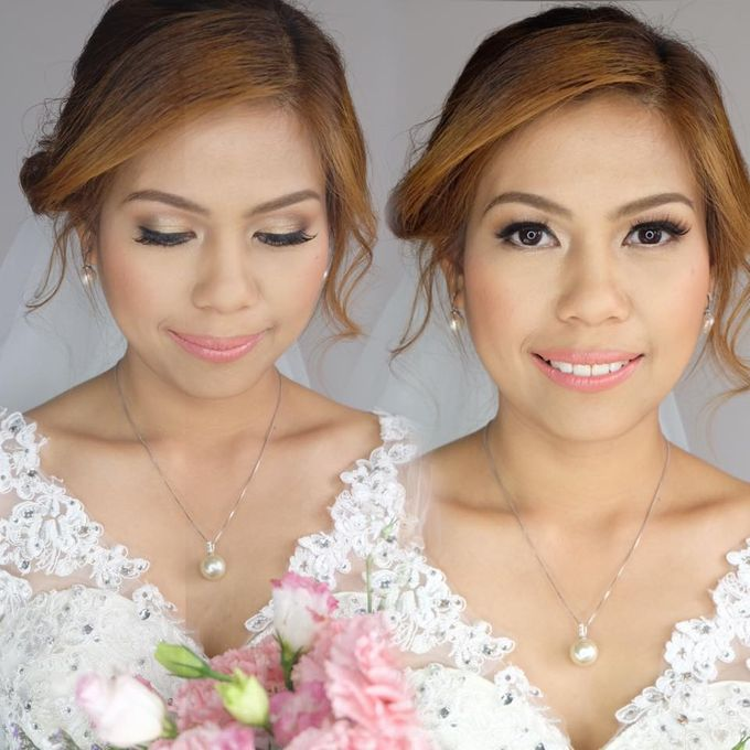 Brides by Aica Latay Makeup Artistry - 007