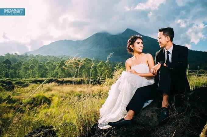Galih & Risa Bali Prewedding Photography by Pevort | Photography and Videography - 001