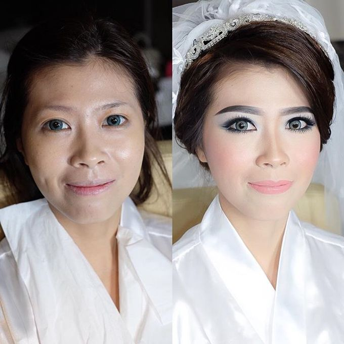 Before - After ( 2 )  by Fedya Make Up Artist - 001