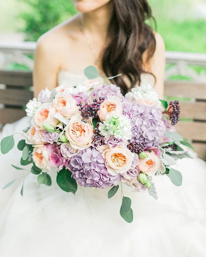 Bridal Bouquets by The Wedding Atelier - 004