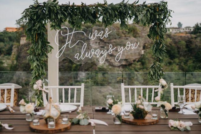 Jessica & Antonio Wedding by Bali Brides Wedding Planner - 027