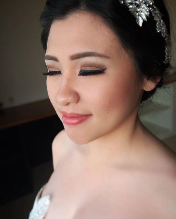 Sherly Prewedding by Amanda Makeup Artist - 002
