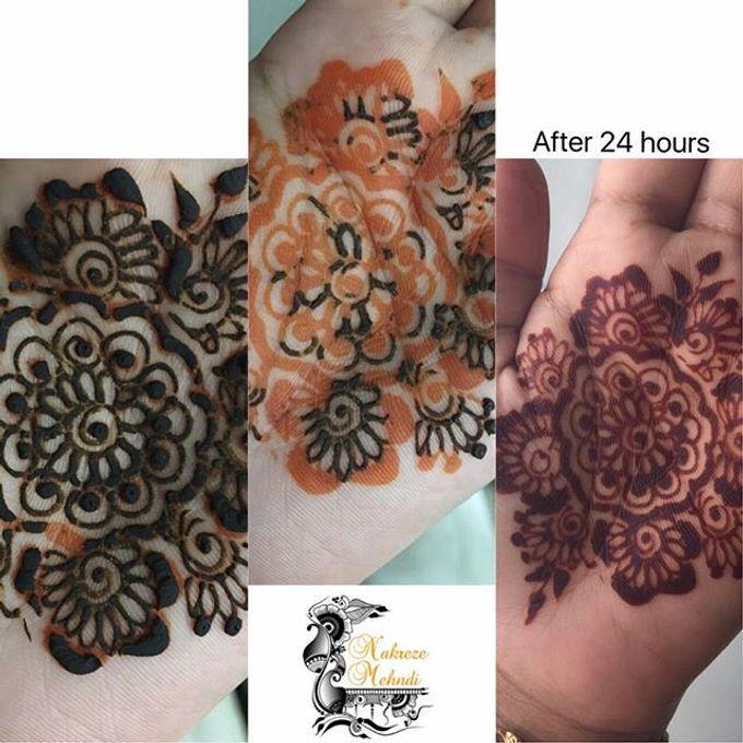 Bridal Henna - Arabic by Nakreze Mehndi - 006