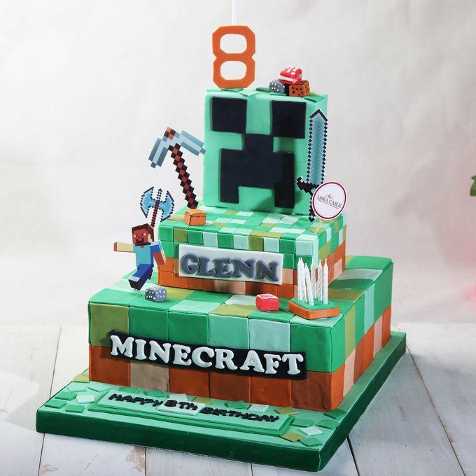 Birthday Cake Part 2 by Libra Cake - 032