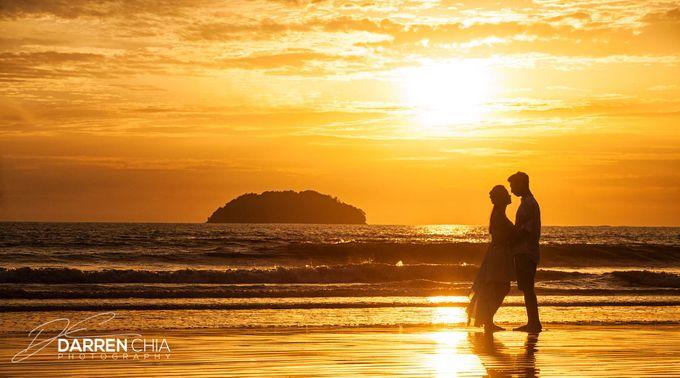 Pre wedding shoots by Darren Chia Photography - 006