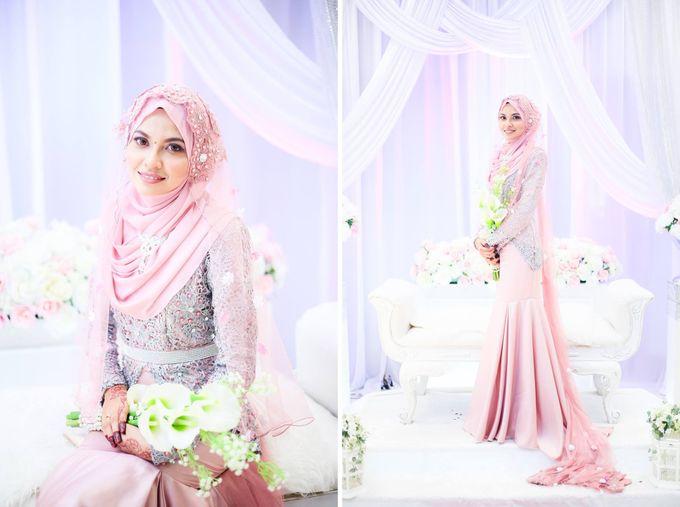 RIDZUAN & MASTURA by The Rafflesia Wedding & Portraiture - 001