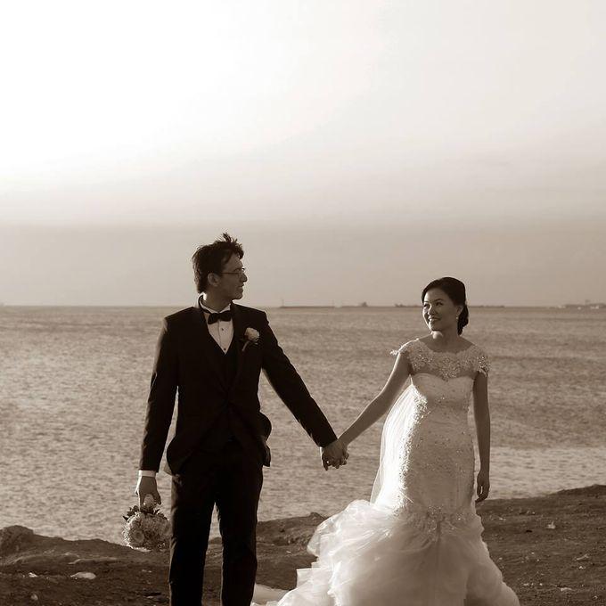 Howell and Cheryl Wedding by Happyone Photo - 011