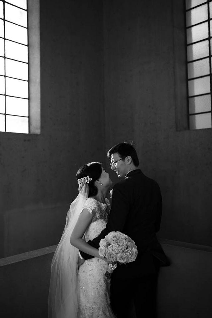 Howell and Cheryl Wedding by Happyone Photo - 008
