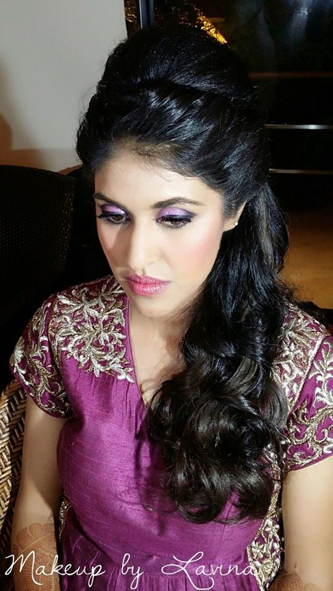 Party Makeup by Makeup by Lavina - 002