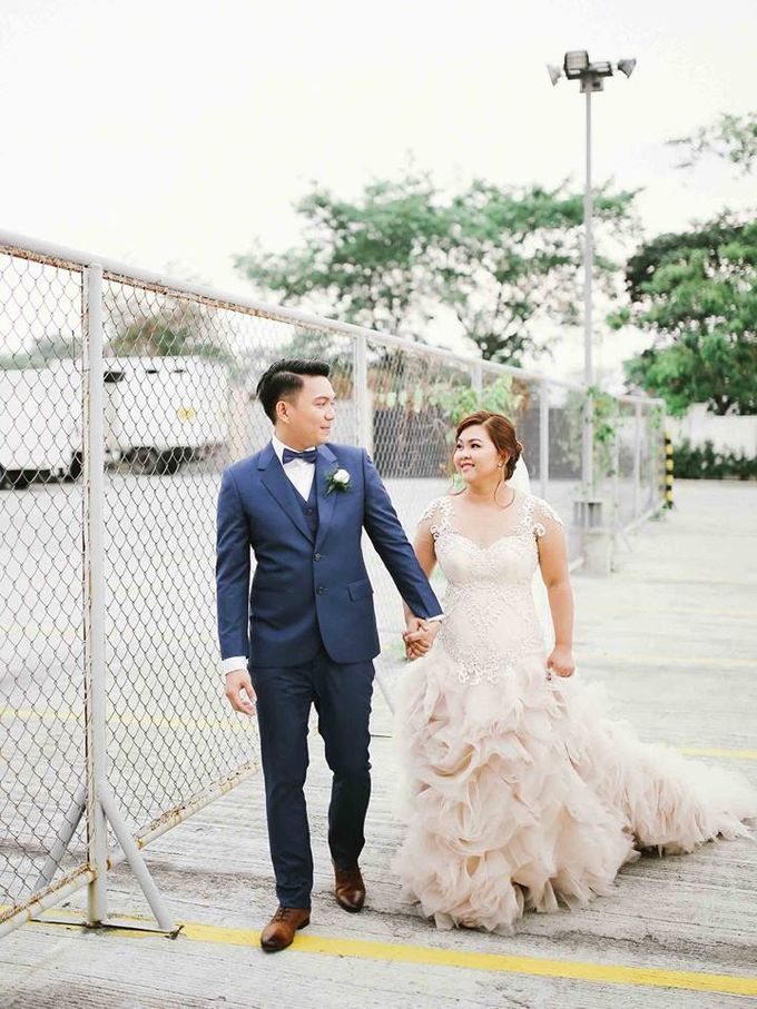 The Wedding of Mike & Roxane by Belles nd Whistles Events Management - 008