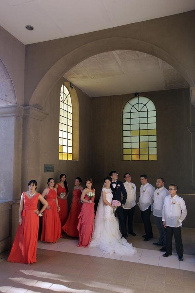 Howell and Cheryl Wedding by Happyone Photo - 018