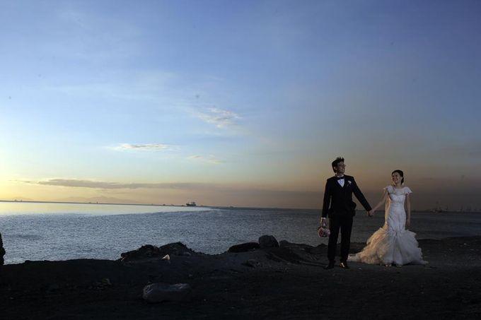Howell and Cheryl Wedding by Happyone Photo - 001