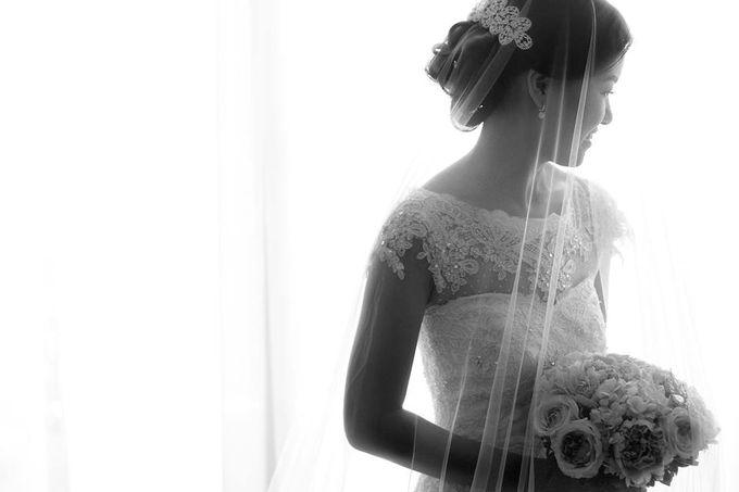 Howell and Cheryl Wedding by Happyone Photo - 010