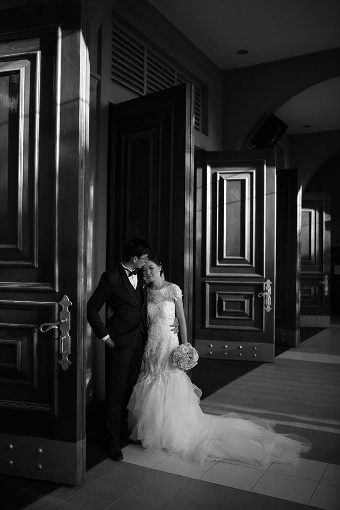 Howell and Cheryl Wedding by Happyone Photo - 004