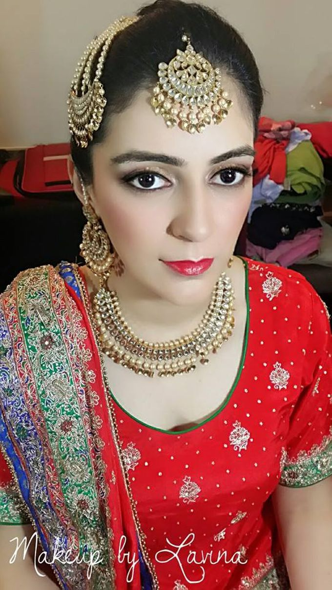 Bridal Makeup by Makeup by Lavina - 004