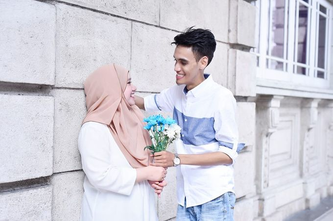 PRE-WEDDING HAZEL AND AEN by Opa Pakar Photography - 008
