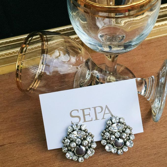 Earrings by SEPA - 004