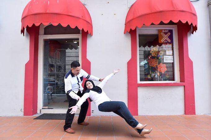 PRE-WEDDING HAZEL AND AEN by Opa Pakar Photography - 003