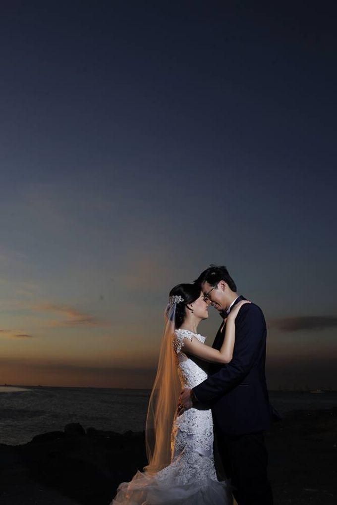 Howell and Cheryl Wedding by Happyone Photo - 007
