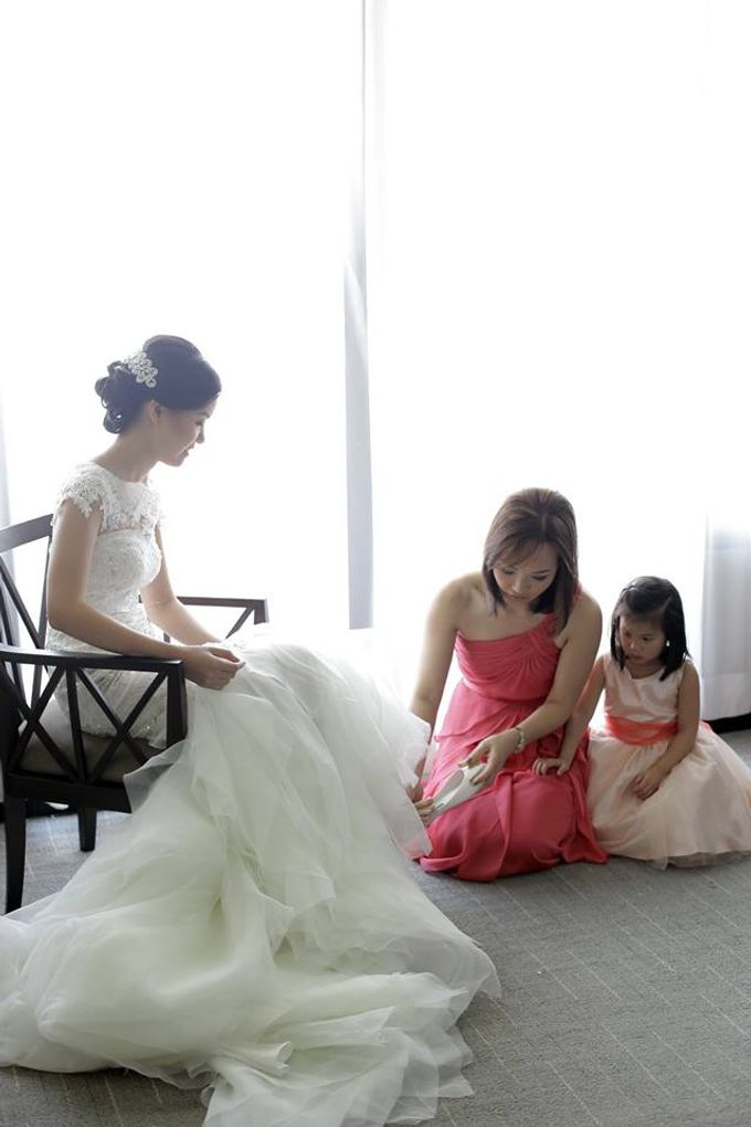 Howell and Cheryl Wedding by Happyone Photo - 016