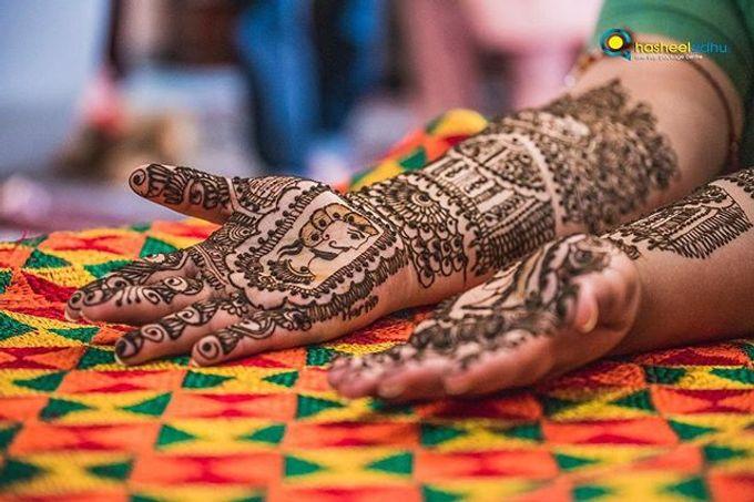 Bridal Henna - Intricate by Nakreze Mehndi - 014