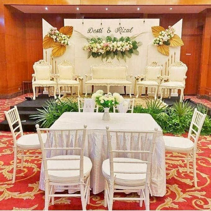 Wedding Desti & Rizal by Kyukyu organzier - 004