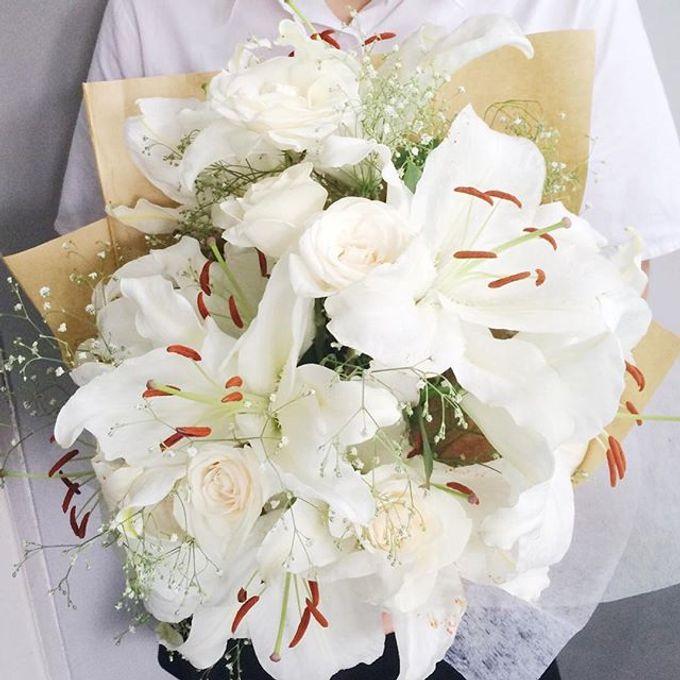 hand bouquet by laurelbouquet - 032