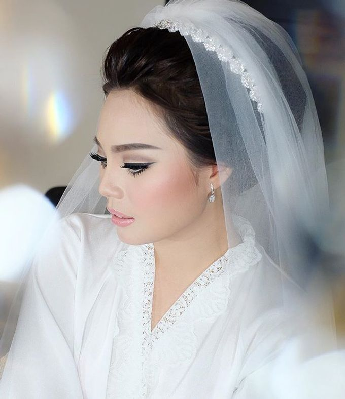 Wedding  by Fedya Make Up Artist - 009