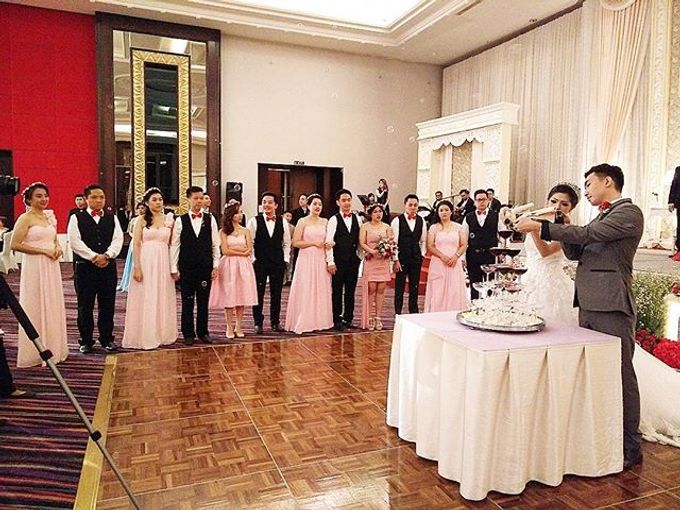 Wedding of Andree & Ferlin by Adel's House of card - 008