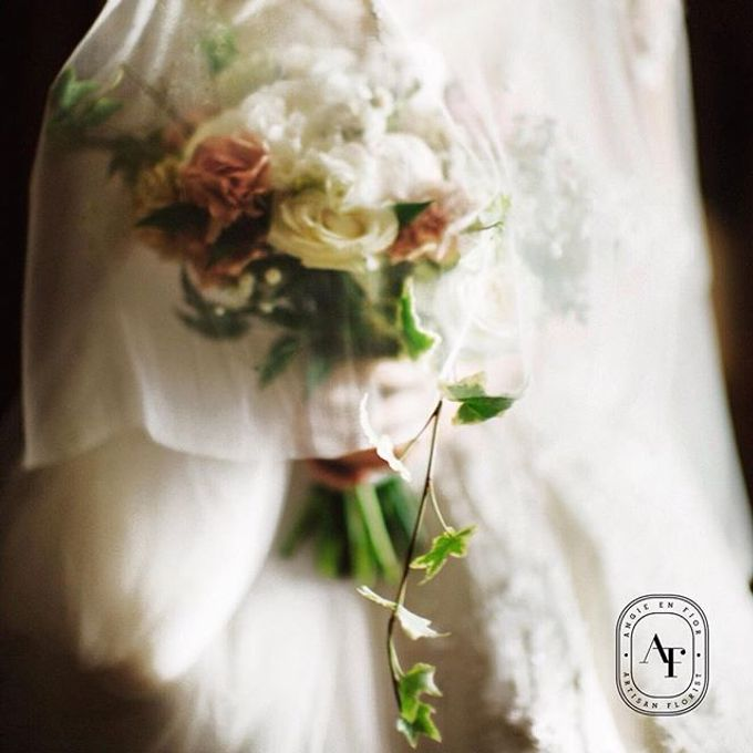 Bride Bouquet by Angie Fior - 017