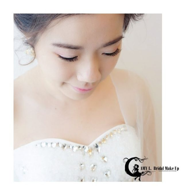 By Camy L. by Camy L. Bridal Makeup - 003